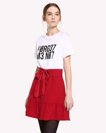REDValentino QR0RA3451KY IA7 Skirt Woman e