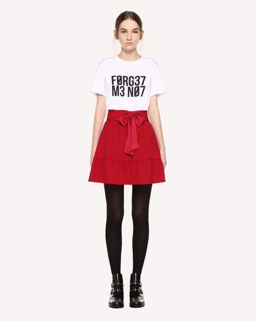 REDValentino QR0RA3451KY IA7 Skirt Woman f