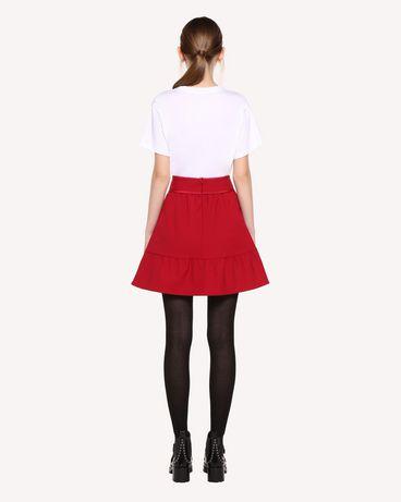 REDValentino QR0RA3451KY IA7 Skirt Woman r