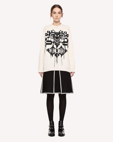 REDValentino Skirt Woman QR0RA3530NA 0NO f