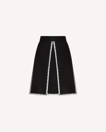 REDValentino QR0RA3530NA 0NO Skirt Woman a
