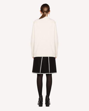 REDValentino QR0RA3530NA 0NO Skirt Woman r