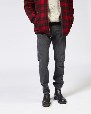 ISABEL MARANT JEANS Man JACK straight cut jeans r