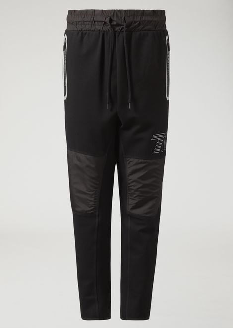 7.0 premium technical fabric joggers