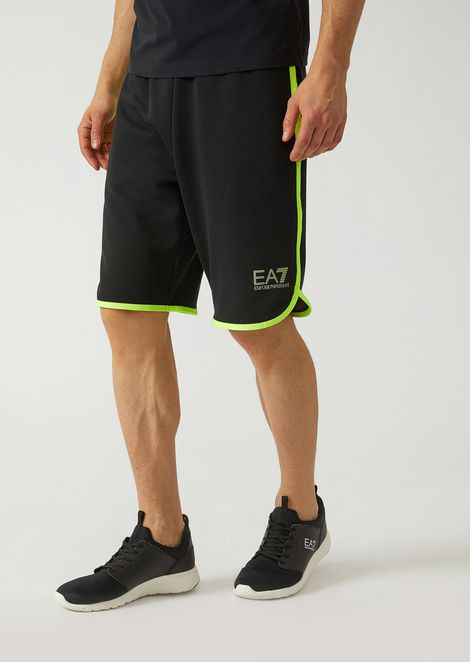 Natural Ventus 7 technical fabric shorts with reflective details