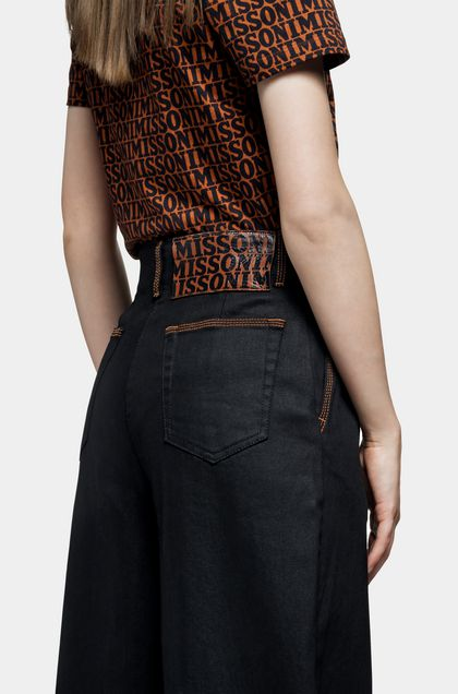 MISSONI Pants Black Woman - Front