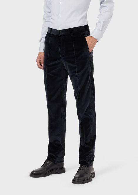GIORGIO ARMANI Casual Pants Man f