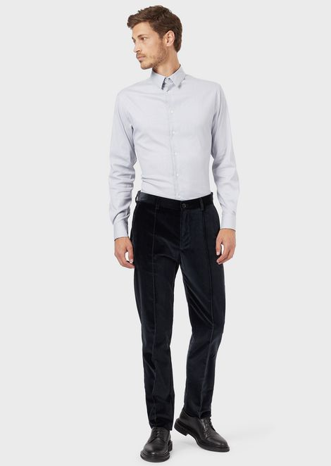 GIORGIO ARMANI Casual Trousers Man r