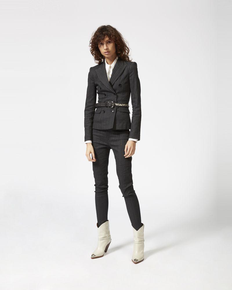 KENTON stretch trousers ISABEL MARANT