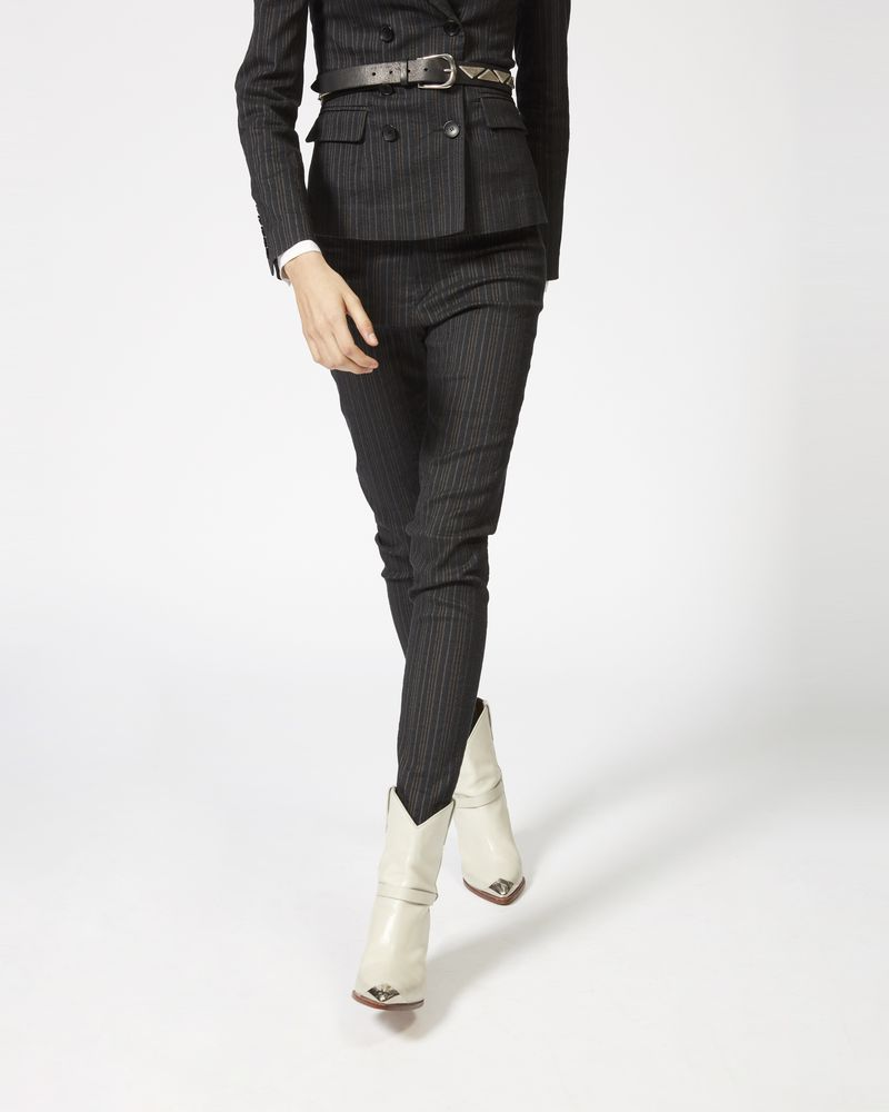 Pantalon stretch KENTON ISABEL MARANT