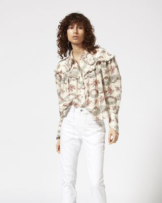 ISABEL MARANT JEANS Woman OVERA jeans r