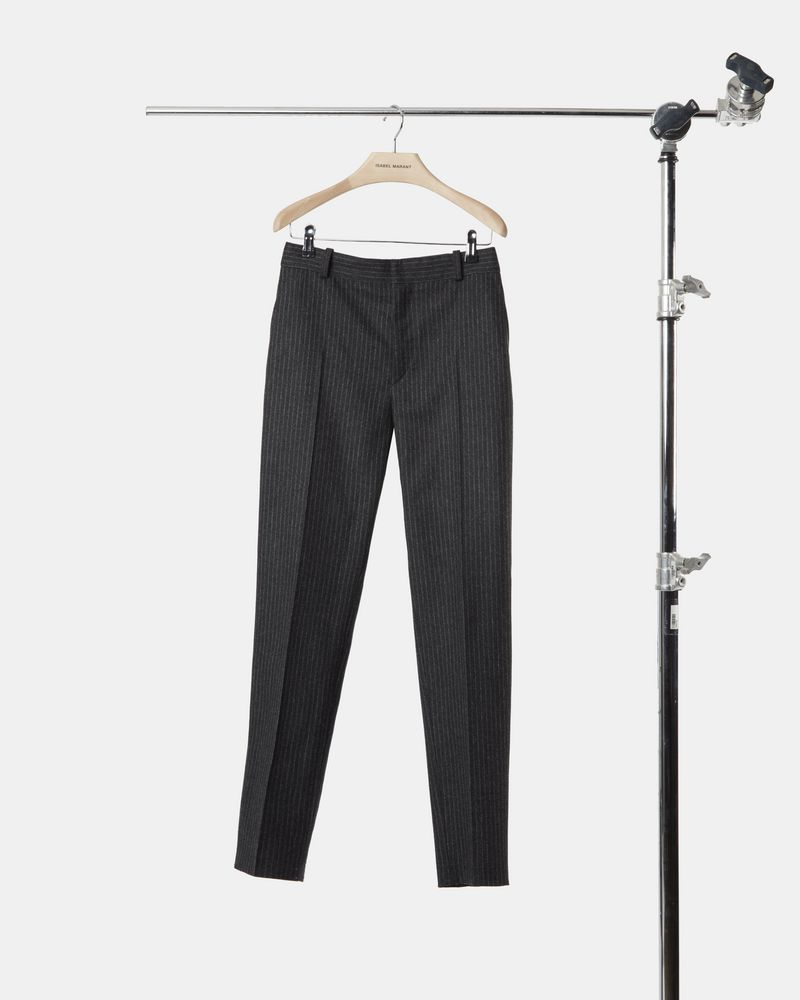 OWEN flannel trousers ISABEL MARANT
