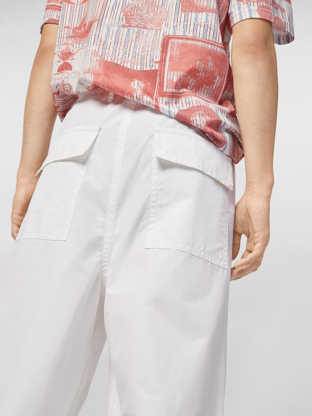 Marni Pants in twisted compact cotton Man - 5