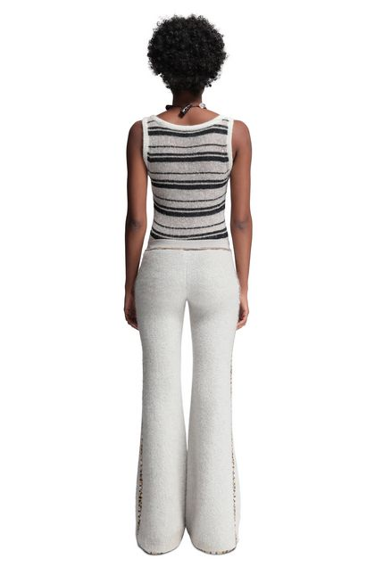 MISSONI Trouser Light grey Woman - Front