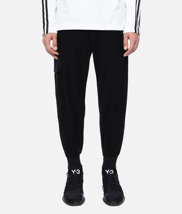 Y-3 Casual trouser Man M Y-3 TWILL CARGO PANTS r