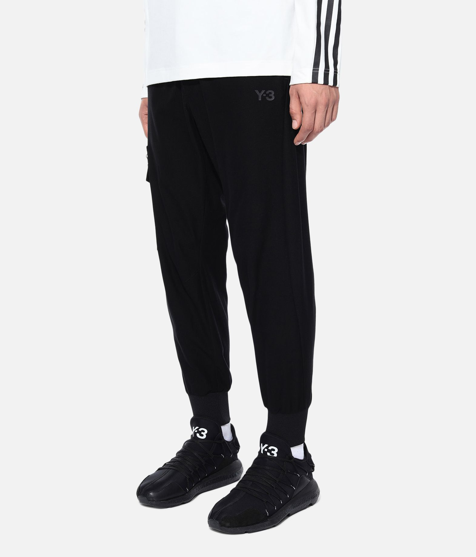 Y-3 M Y-3 TWILL CARGO PANTS Casual trouser Man e