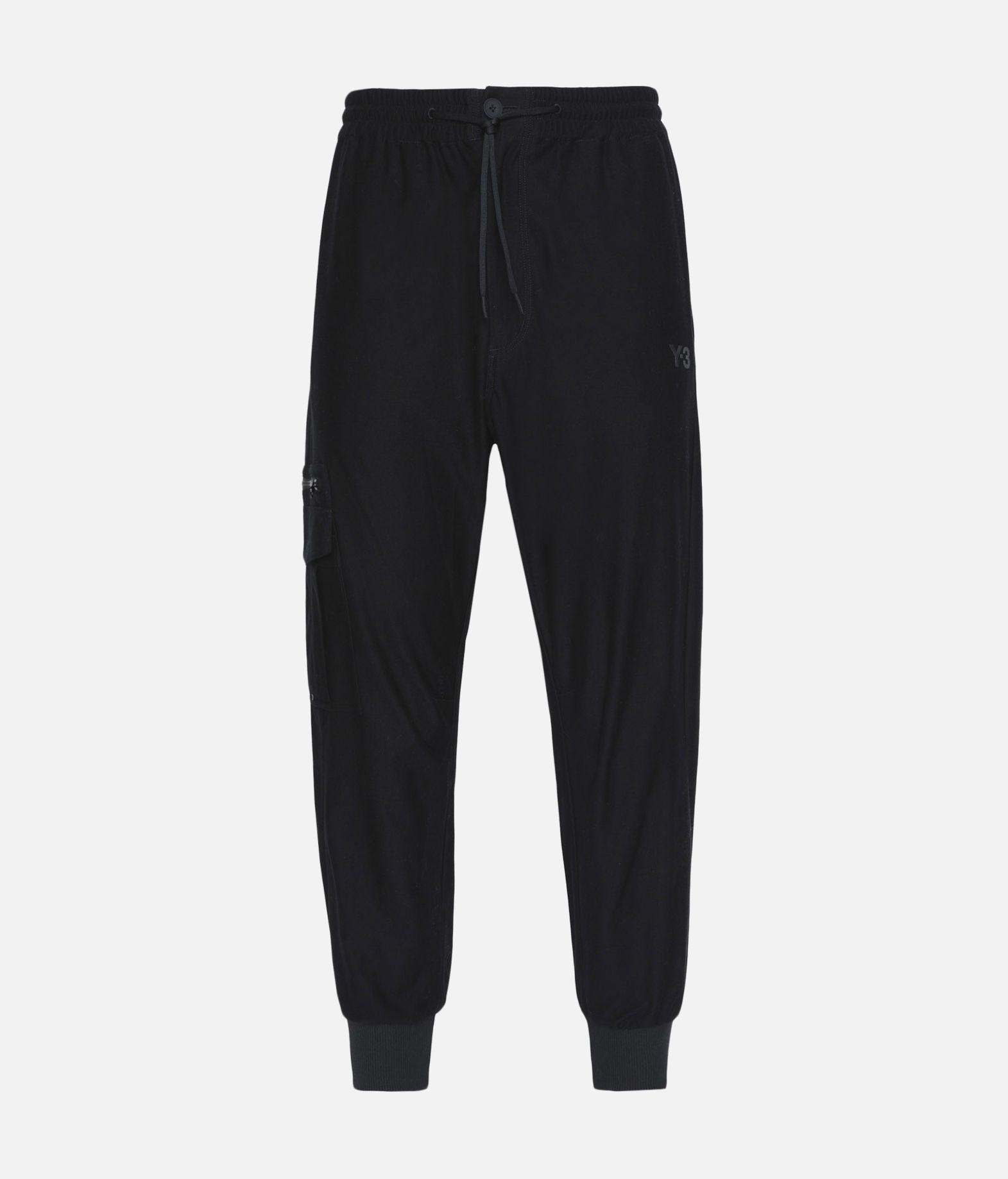 Y-3 M Y-3 TWILL CARGO PANTS Casual trouser Man f
