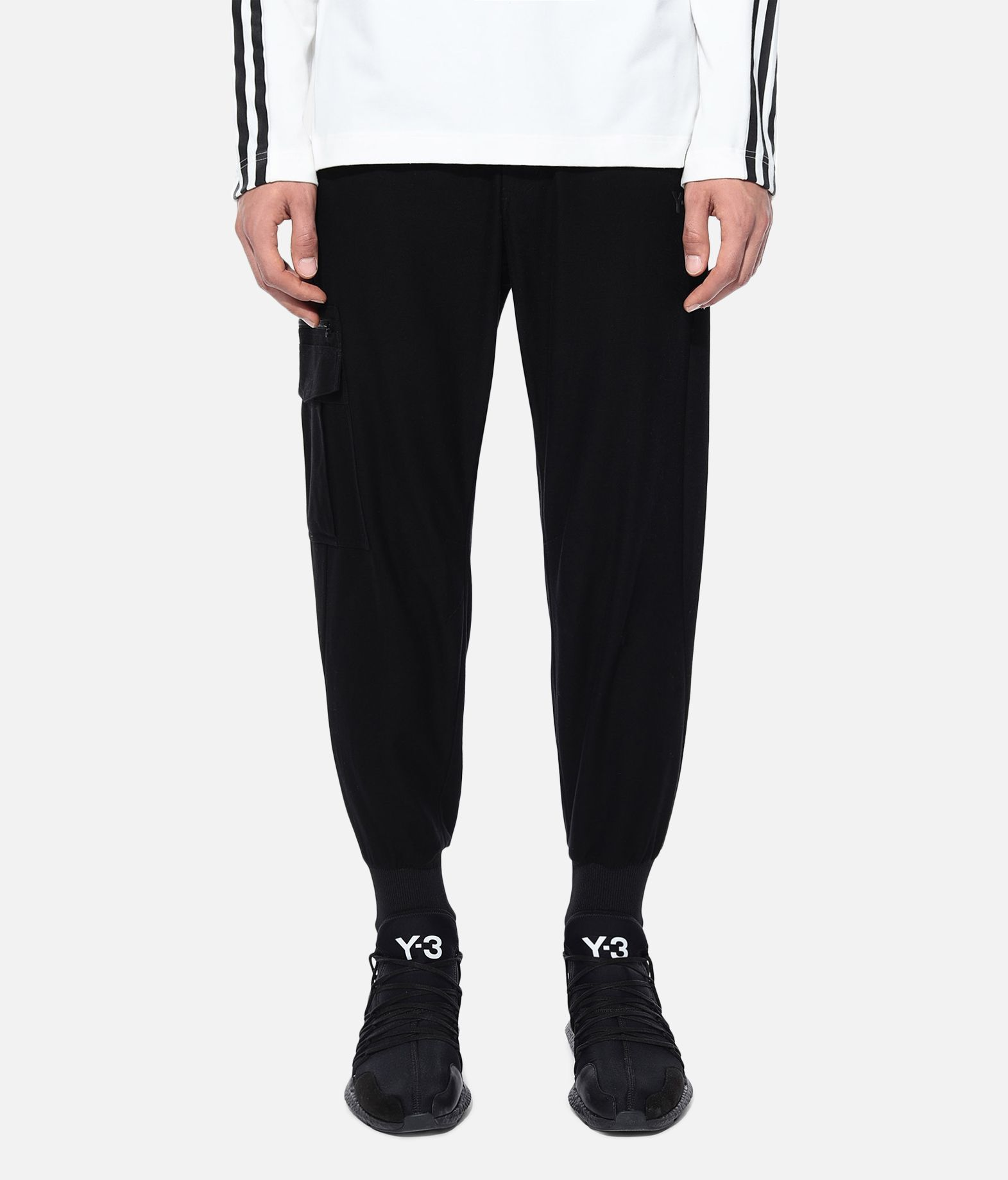 Y-3 M Y-3 TWILL CARGO PANTS Casual trouser Man r