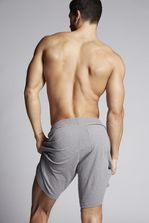 DSQUARED2 Dsquared2 Cotton Shorts Short Pants Man