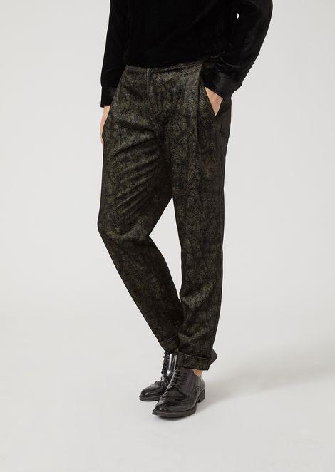 EMPORIO ARMANI Casual Trousers Man f