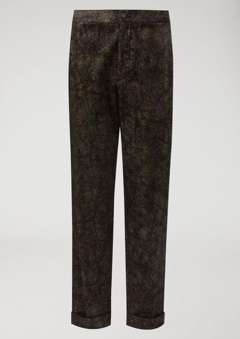 EMPORIO ARMANI Casual Trousers Man r