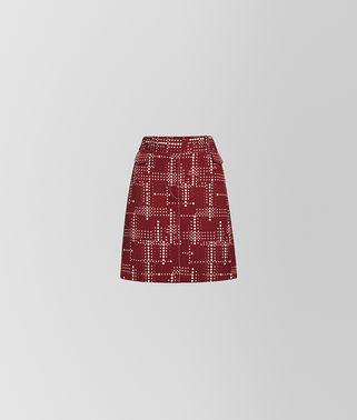 SKIRT IN WOOL