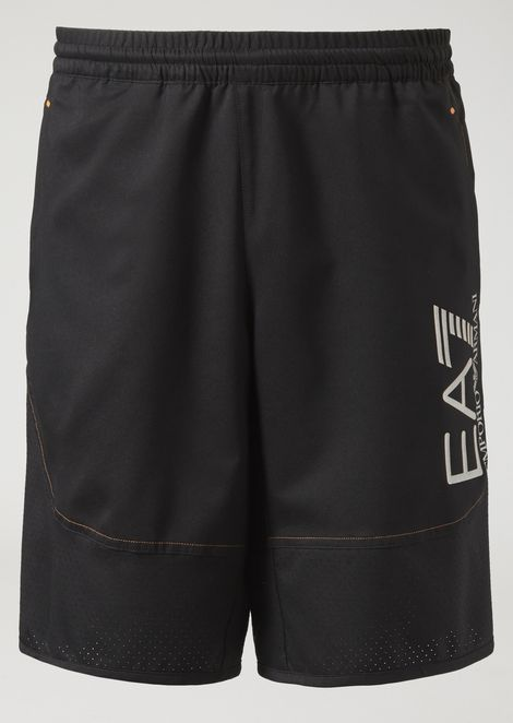 Ventus 7 technical fabric shorts with perforated inserts