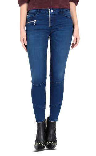 JUST CAVALLI Jeans [*** pickupInStoreShipping_info ***] Denim 5 tasche con bottoni regolare f