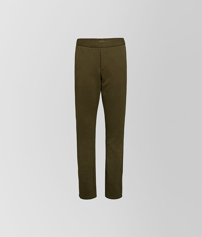 BOTTEGA VENETA TROUSERS IN COTTON Trouser or jeans [*** pickupInStoreShippingNotGuaranteed_info ***] fp