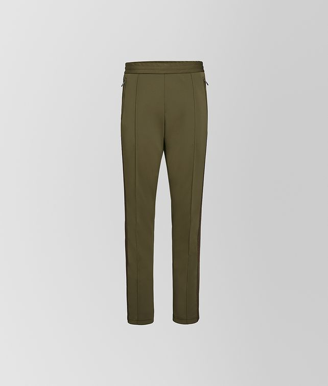 BOTTEGA VENETA TROUSERS IN NYLON Trouser or jeans [*** pickupInStoreShippingNotGuaranteed_info ***] fp