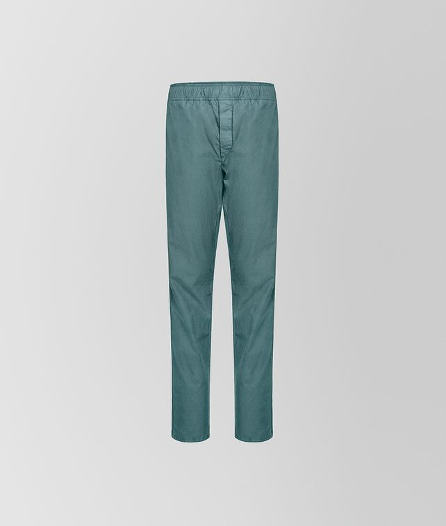 BOTTEGA VENETA TROUSERS IN COTTON Trousers and Shorts [*** pickupInStoreShippingNotGuaranteed_info ***] fp