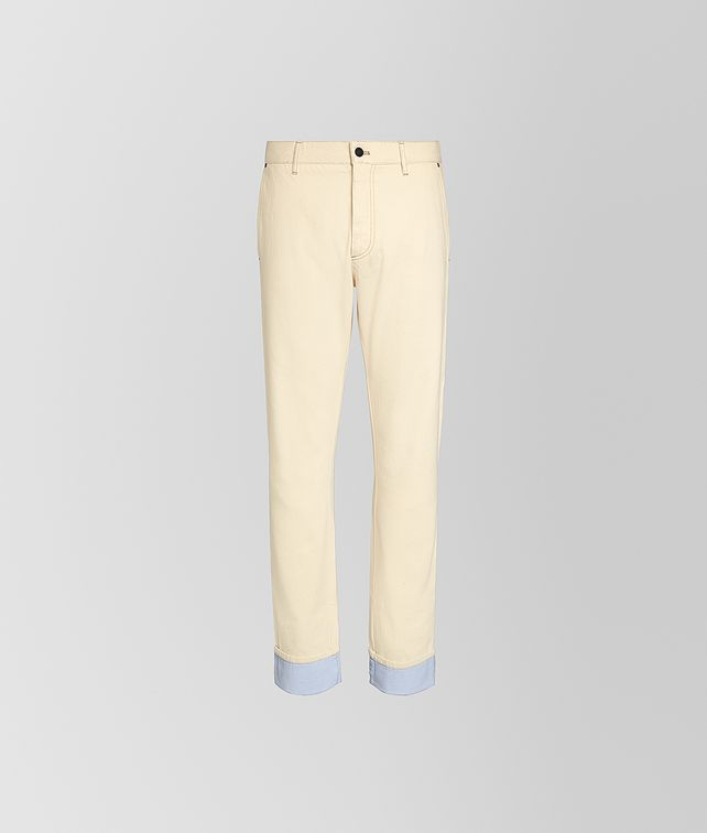 cf037f3343 BOTTEGA VENETA TROUSERS IN DENIM Trousers and Shorts       pickupInStoreShippingNotGuaranteed info