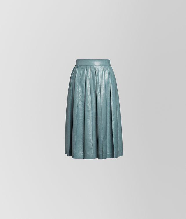 BOTTEGA VENETA SKIRT IN LAMB Skirt [*** pickupInStoreShipping_info ***] fp