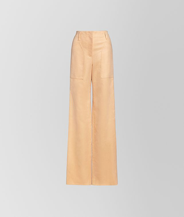BOTTEGA VENETA PANT IN FUSTIAN Pants and Shorts Woman fp