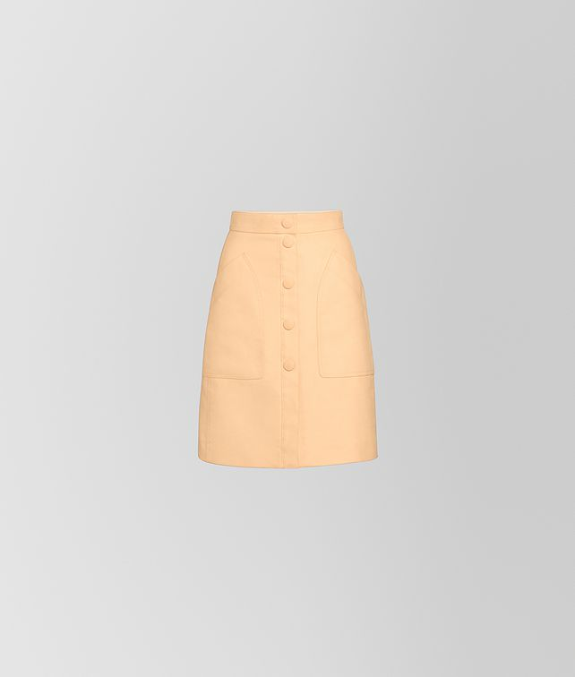BOTTEGA VENETA SKIRT IN FUSTIAN Skirt or trouser [*** pickupInStoreShipping_info ***] fp