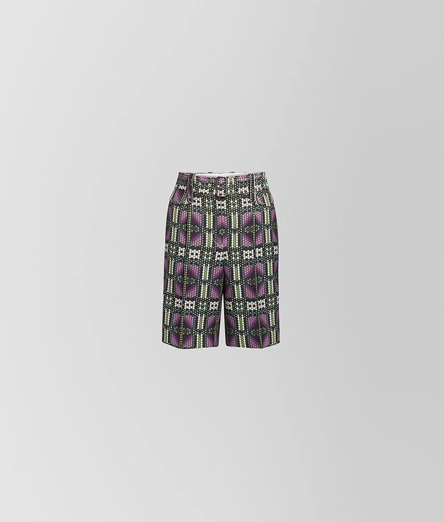 BOTTEGA VENETA PANT IN COTTON Pants and Shorts Woman fp