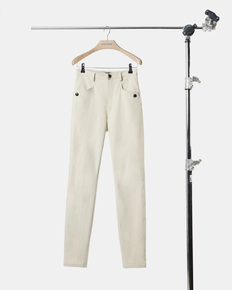 LEONARD stretch trousers ISABEL MARANT