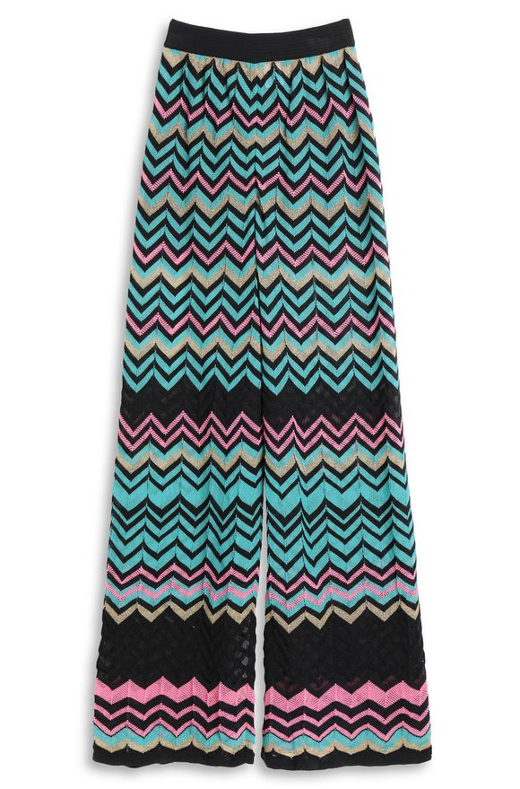 M MISSONI Pants Black Woman