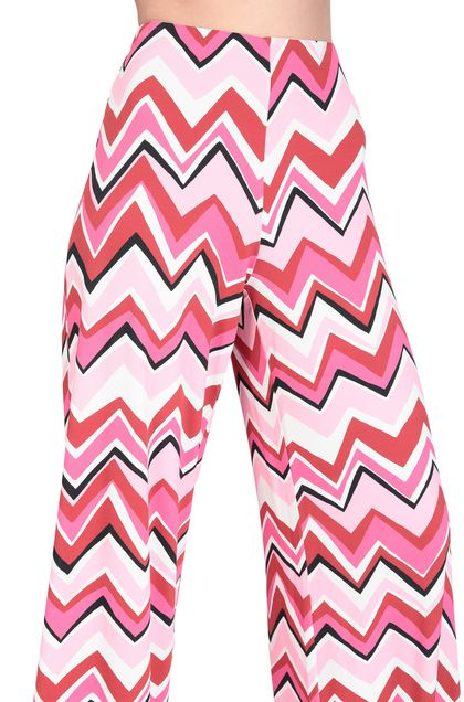 M MISSONI Pants Fuchsia Woman - Front
