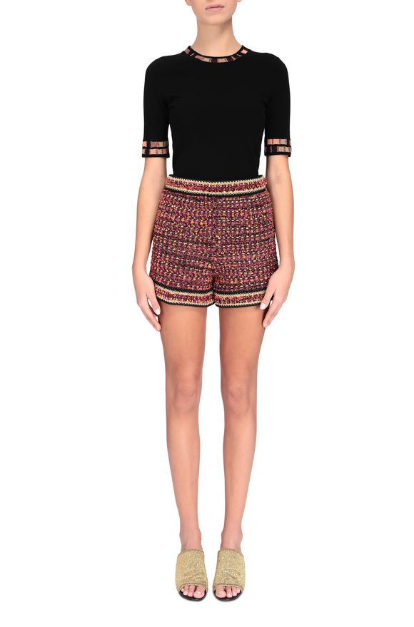 M MISSONI Shorts Donna, Vista di fronte