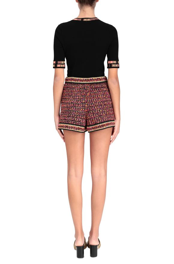 M MISSONI Shorts Donna, Vista laterale