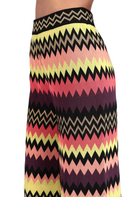 M MISSONI Trouser Black Woman - Front