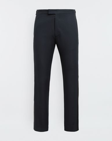 MAISON MARGIELA Casual pants [*** pickupInStoreShippingNotGuaranteed_info ***] Classic slim-fit pants f