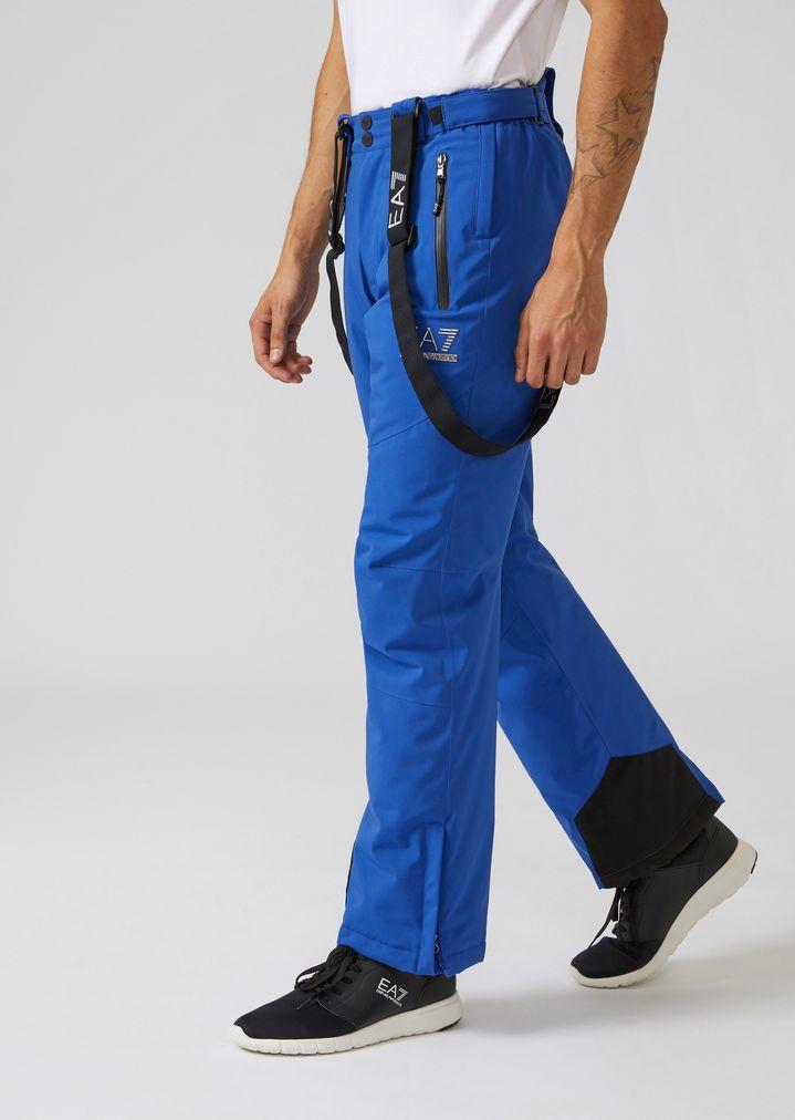4ba86a31b8 Padded technical ski trousers   Man   Ea7