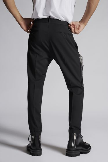 DSQUARED2 Trousers Man S71KB0160S49781001F b
