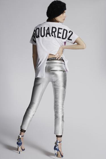 DSQUARED2 Trousers Woman S75KA0969SY1344905 b