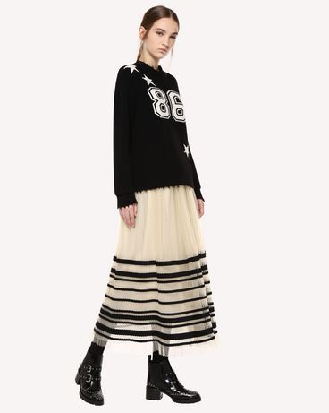 REDValentino QR0RA03F43Q 0AN Skirt Woman d