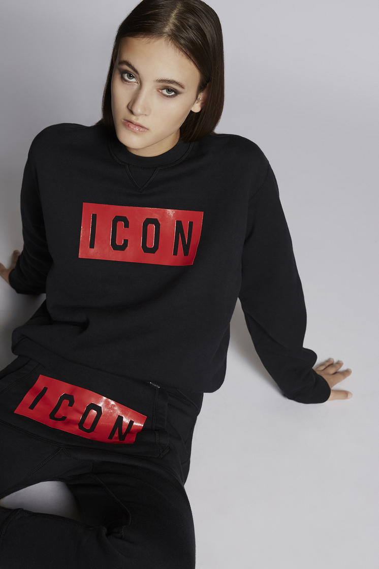 DSQUARED2 Icon Sweatpants Pants Woman