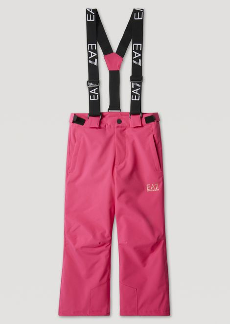 Maxland ski trousers with braces