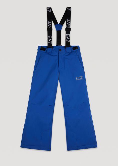 Maxland ski trousers with braces